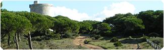 Parque de la Breña de Barbate